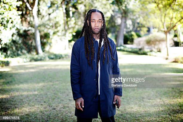 Hip hop artist Ty Dolla Sign is photographed for Los Angeles Times on November 5 2015 in Los Angeles California PUBLISHED IMAGE CREDIT MUST READ...