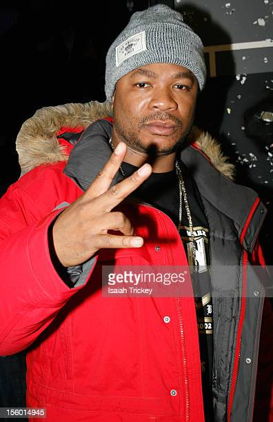 Hip Hop artists Xzibit attends his concert at The Rockpile on November 10, 2012 in Toronto, Canada.