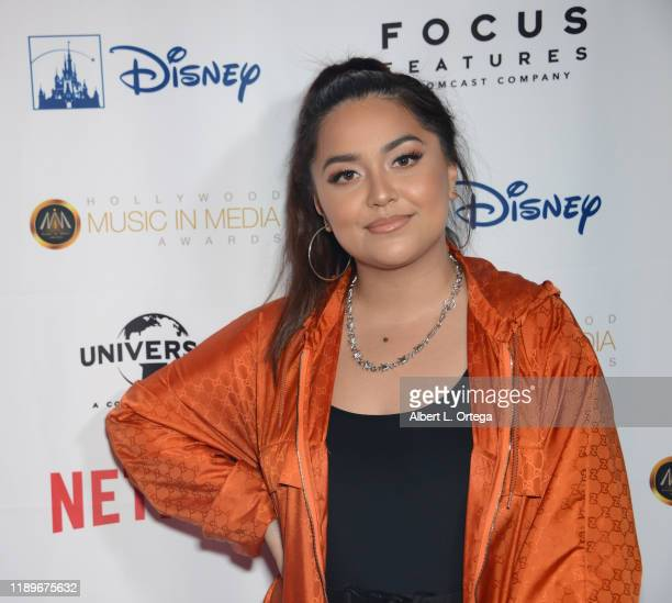 Hip Hop artist/tSinger Tiana Kocher at the 10th Annual Hollywood Music In Media Awards After Party held at Avalon Hollywood on November 20 2019 in...