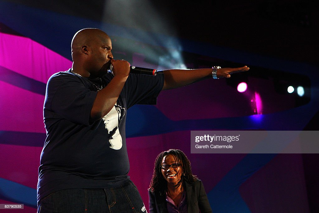 MTV Africa Music Awards 2008: Show : News Photo