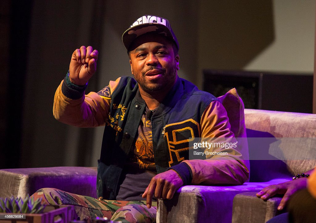 Up Close & Personal With Just Blaze & Salaam Remi : News Photo