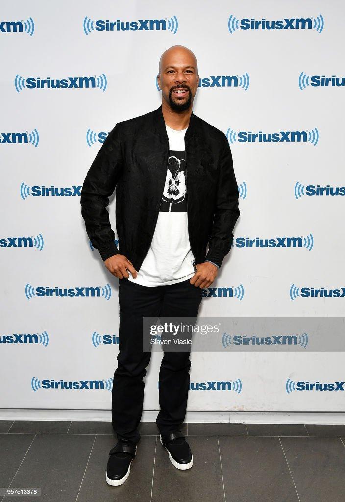 Celebrities Visit SiriusXM - May 11, 2018