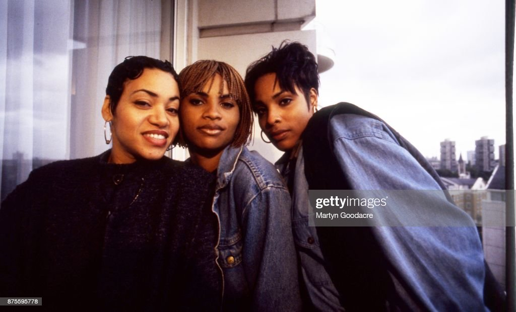 Salt N Pepa London 1990 : News Photo