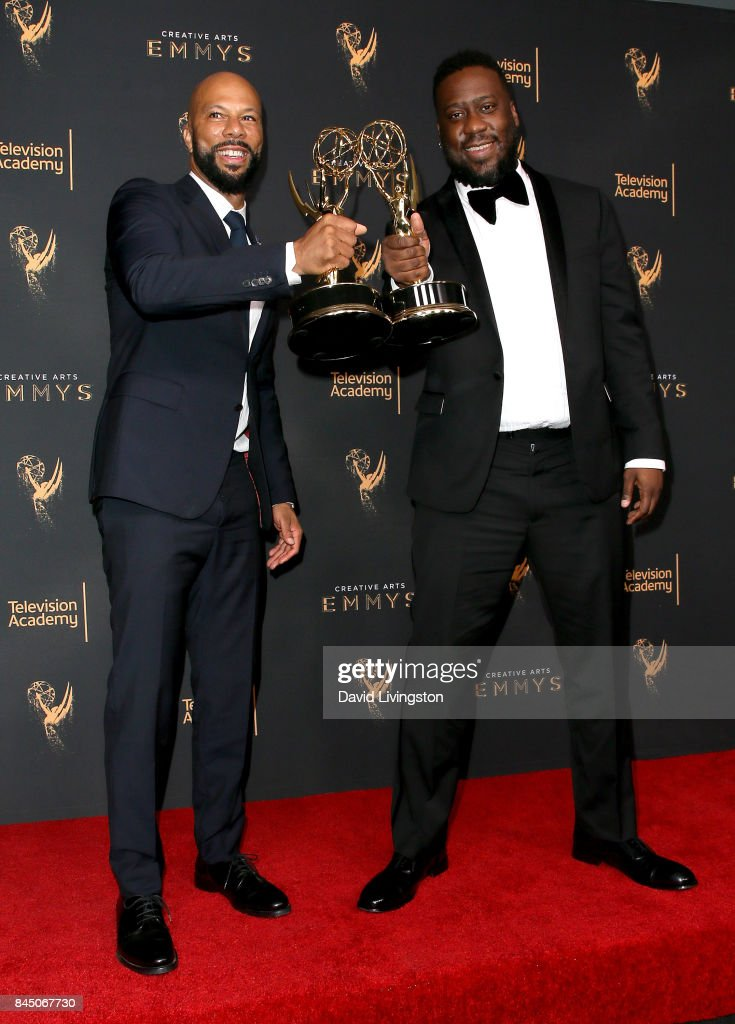 2017 Creative Arts Emmy Awards - Day 1 - Press Room