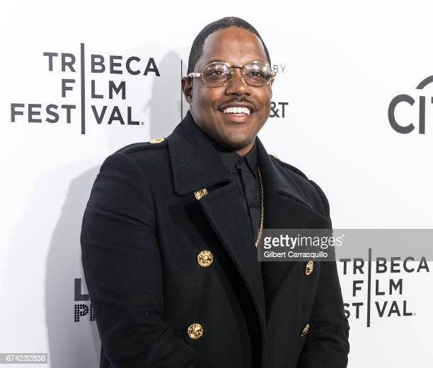 Hiphop artist Mase attends the 'Can't Stop Won't Stop The Bad Boy Story' Premiere at Beacon Theatre on April 27 2017 in New York City