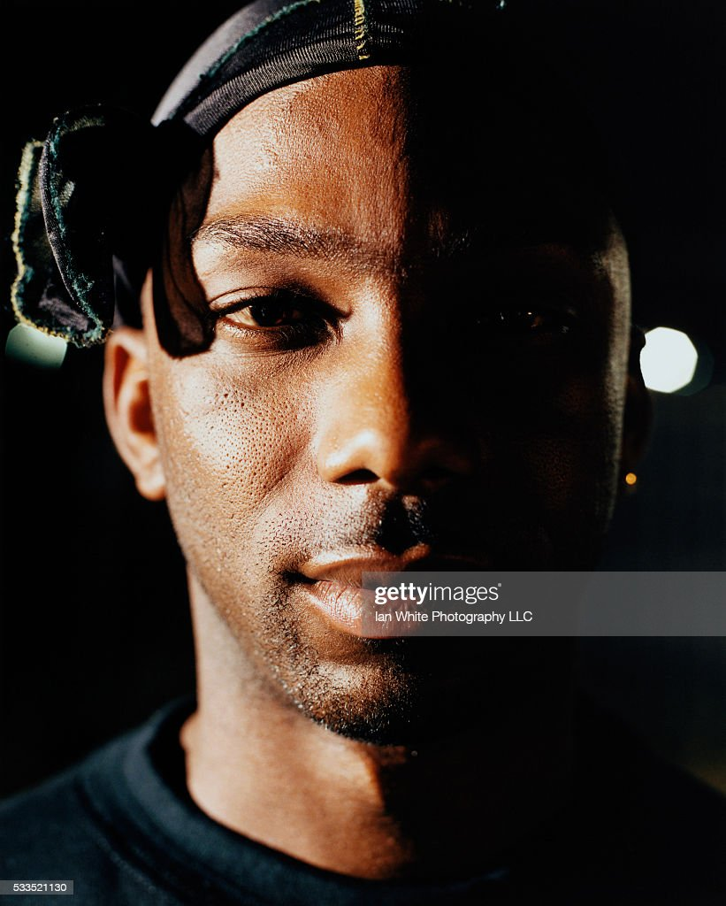 Hip-Hop Artist Ras Kass : Photo d'actualité