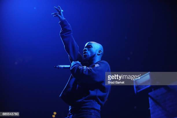 Hiphop artist Tory Lanez performs at Barclays Center on May 19 2017 in New York City