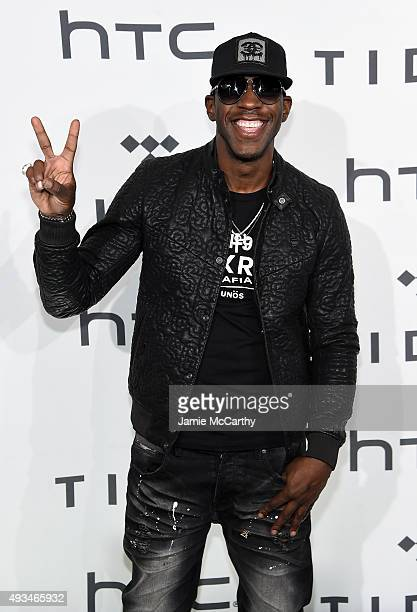 Hip-hop artist Young Dro attends TIDAL X: 1020 Amplified by HTC at Barclays Center of Brooklyn on October 20, 2015 in New York City.