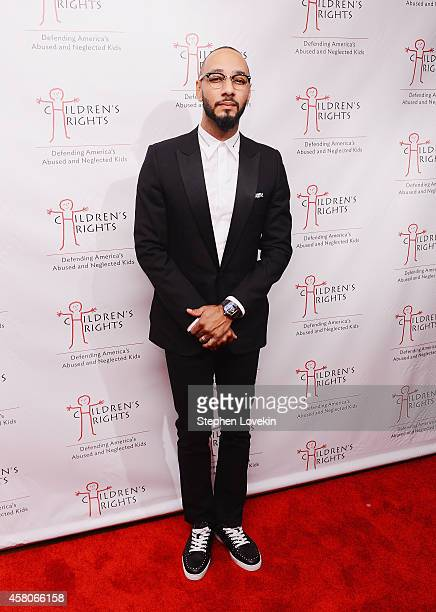 HipHop artist/producer Swizz Beatz attends The Children's Rights Ninth Annual Benefit at The Lighthouse at Chelsea Piers on October 29 2014 in New...