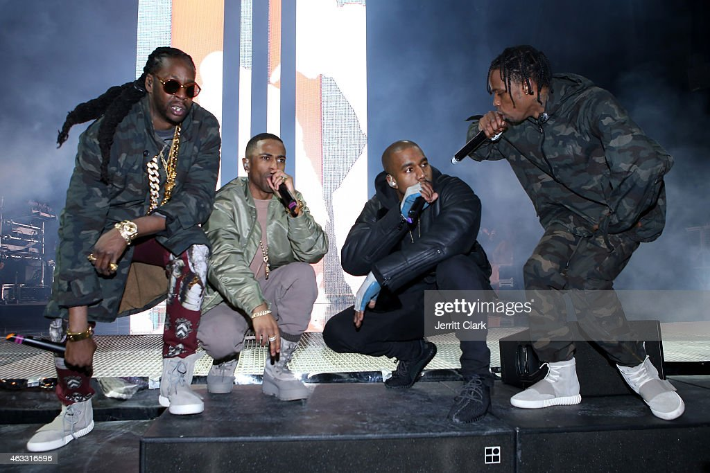 ROC NATION SPORTS: Rn. 1st Annual Roc City Classic Starring Kevin Durant x Kanye West : News Photo