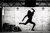 Hip-hop Dance Jump