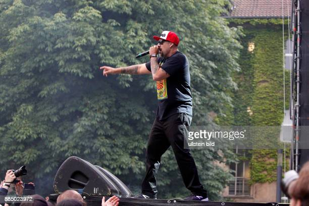 CYPRESS HILL HipHop performing on June 13 at Zitadelle Spandau Berlin Germany