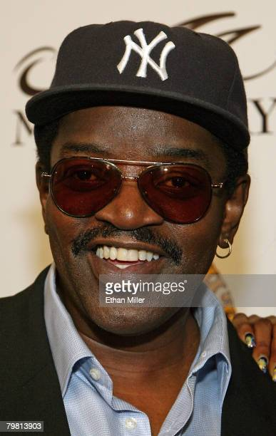Hiphop pioneer Fab 5 Freddy arrives at the grand opening of Mario Barth's Starlight Tattoo at the House of Blues inside the Mandalay Bay Resort...