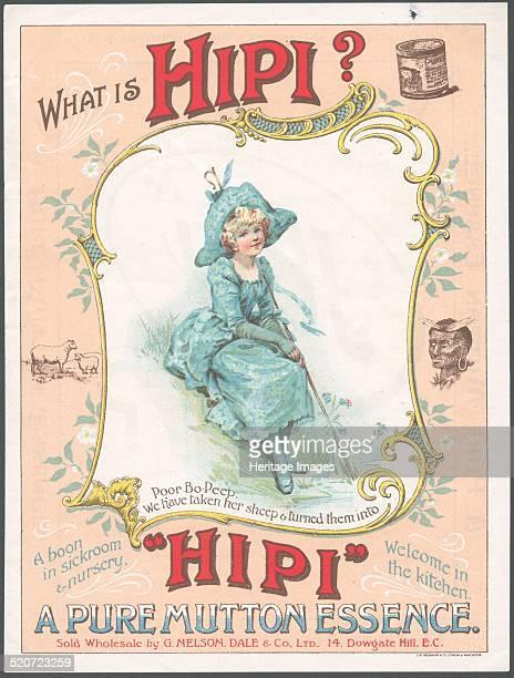 Hipi Mutton Essence 1880s