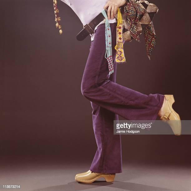 Hippy fashion circa 1970