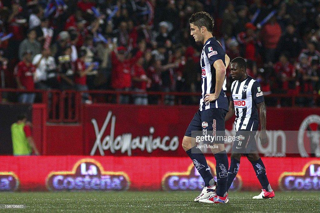 Tijuana v Monterrey - Apertura 2012
