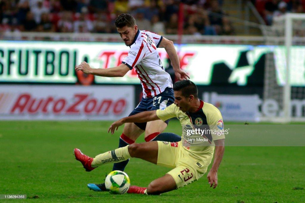 Chivas v America - Torneo Clausura 2019 Liga MX : Fotografía de noticias