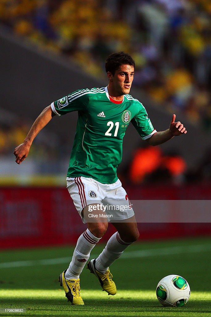 Brazil v Mexico: Group A - FIFA Confederations Cup Brazil 2013