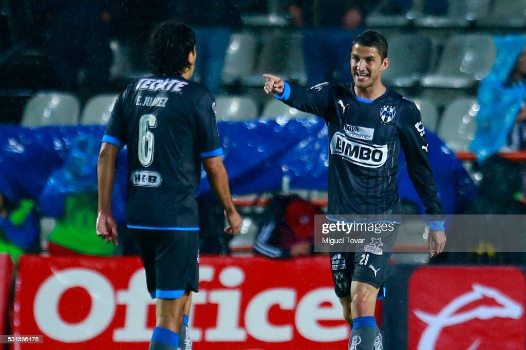 Pachuca v Monterrey - Playoffs Clausura 2016 Liga MX