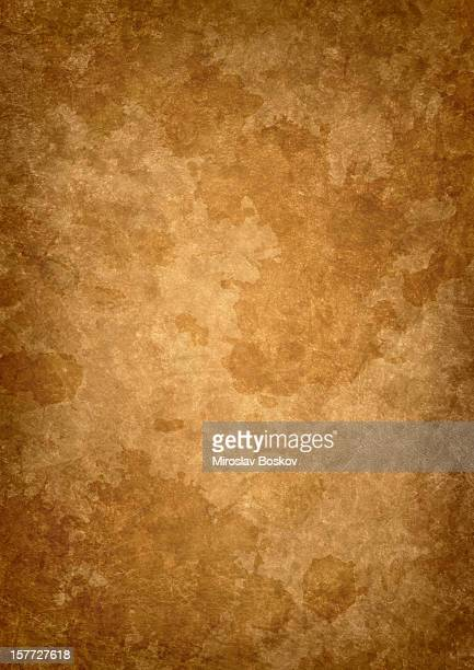 hi-res antique parchment mottled vignette grunge texture - mottled skin stock pictures, royalty-free photos & images