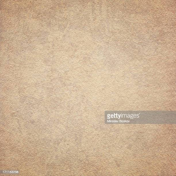 Hi-Res Card Stock Watercolor Paper Sandy Brown Blank Grunge Texture