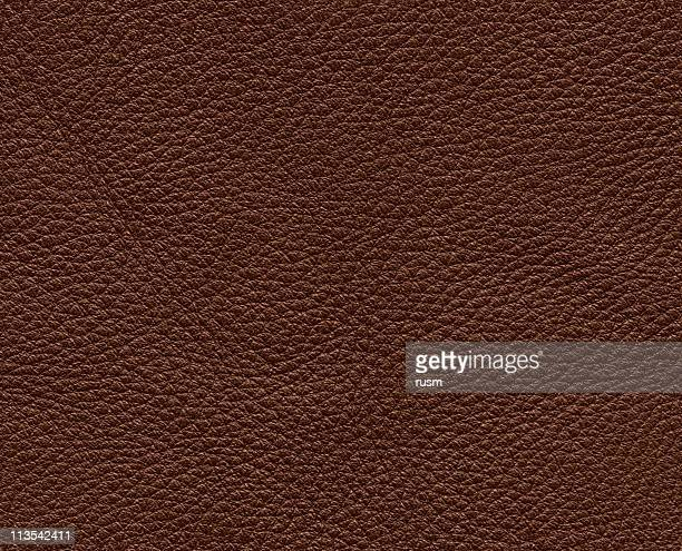 Hi-res seamless brown leather background