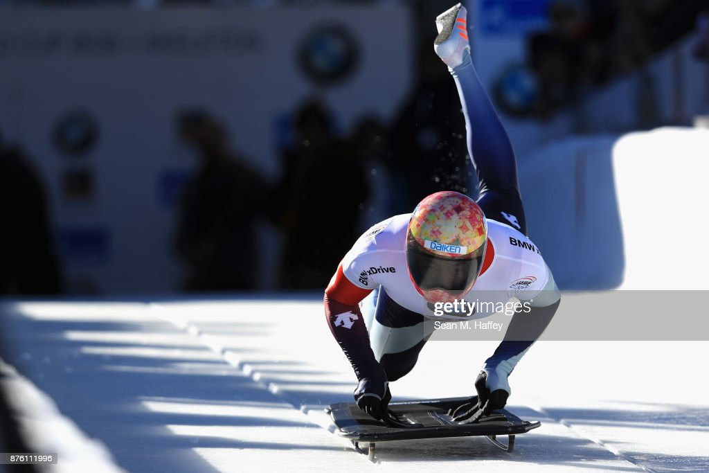 BMW IBSF Bobsleigh + Skeleton World Cup : ニュース写真