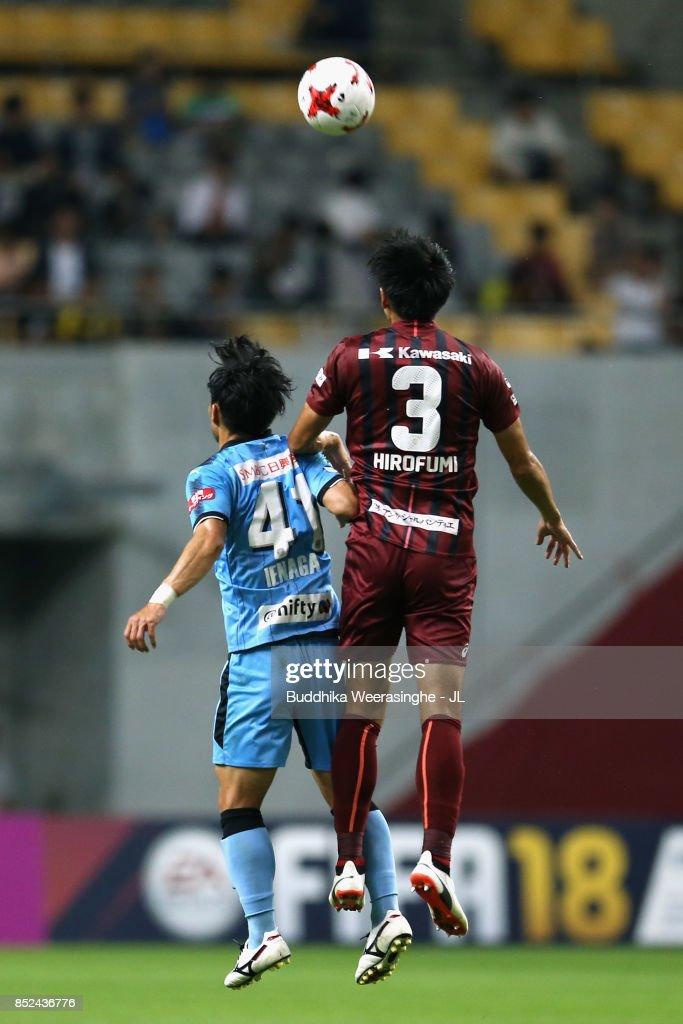 Vissel Kobe v Kawasaki Frontale - J.League J1
