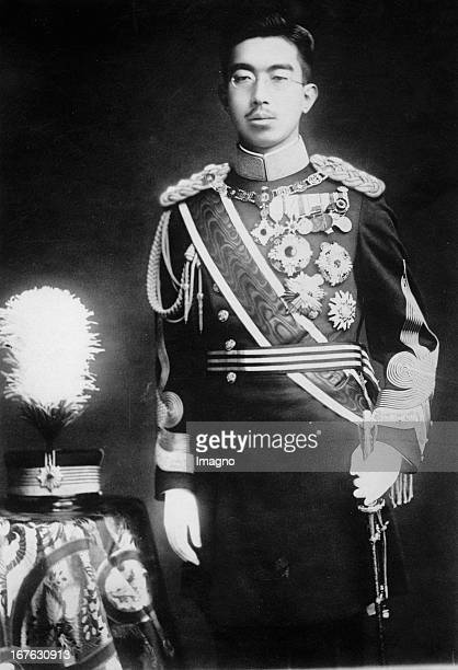 Hirohito 124th Tenno of Japan Photograph June 28th 1930 Hirohito 124 Tenn Japans Photographie 2861930