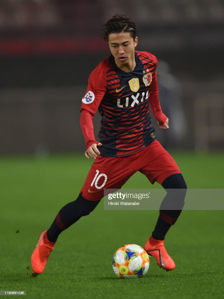 Kashima Antlers v Newcastle Jets - AFC Champions League Play Off : ニュース写真