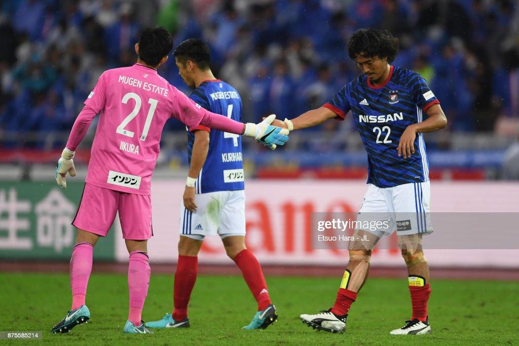 Yokohama F.Marinos v Cerezo Osaka - J.League J1