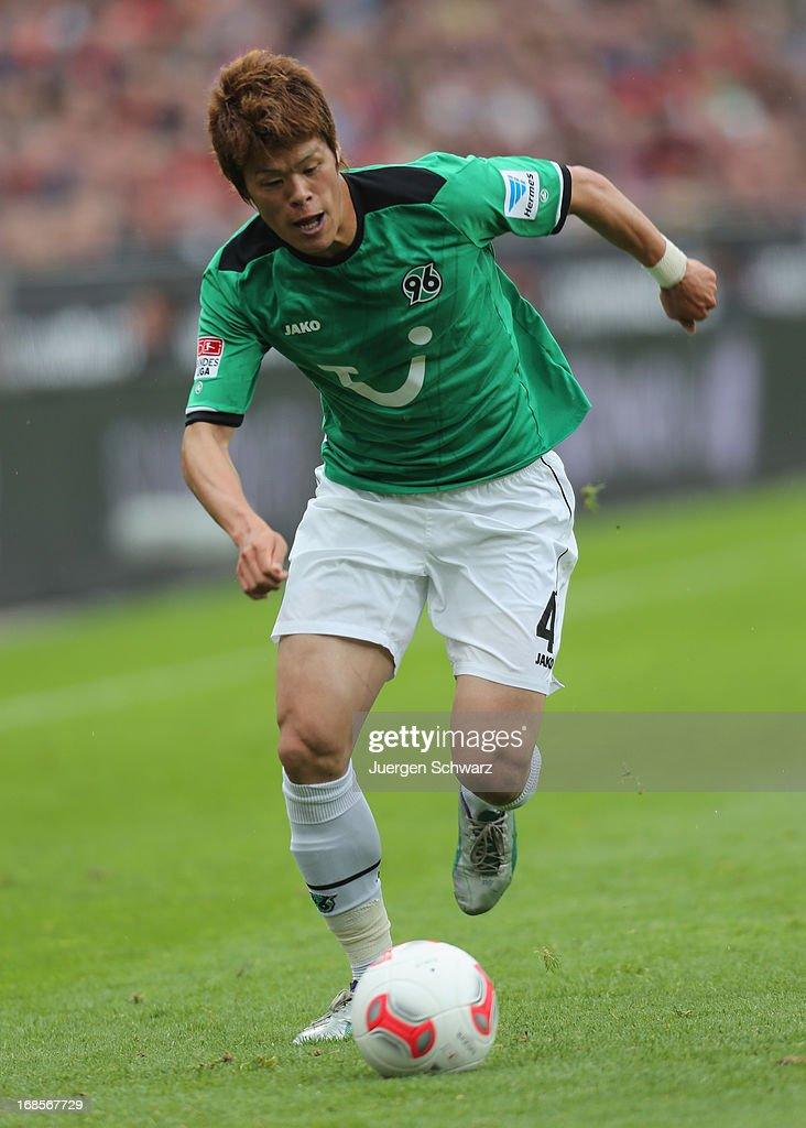 Bayer 04 Leverkusen v Hannover 96 - Bundesliga : ニュース写真