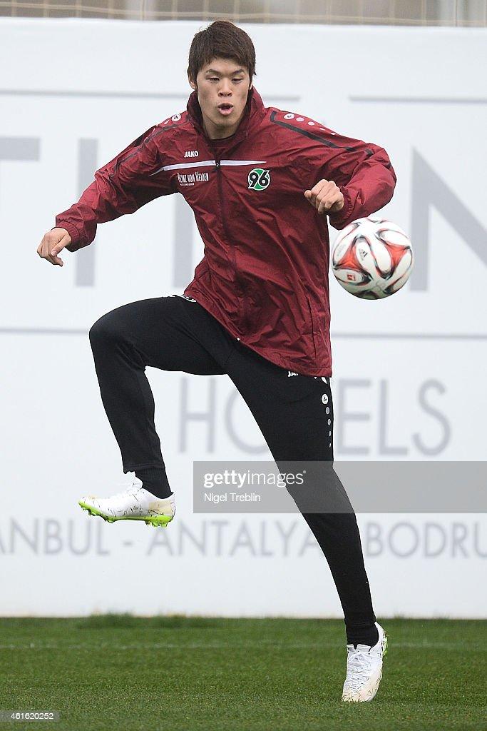 Hannover 96 - Belek Training Camp : News Photo