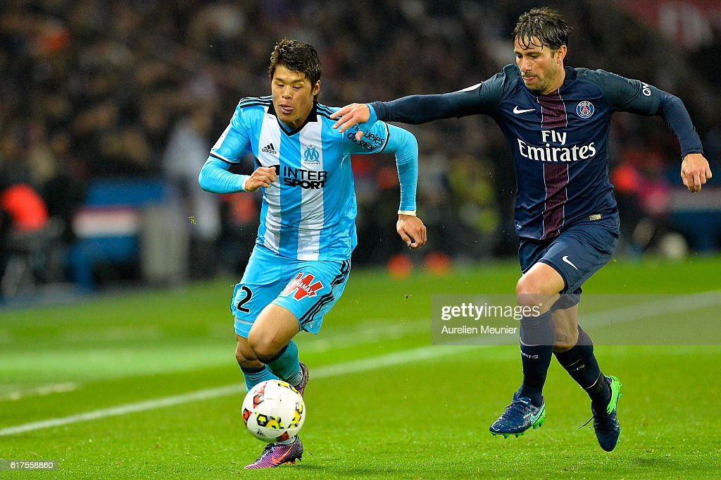 Paris Saint-Germain v Olympique de Marseille - Ligue 1 : ニュース写真