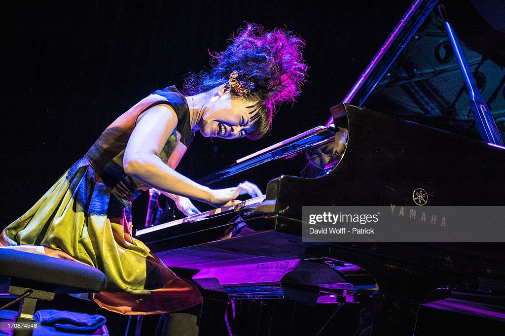 Hiromi The Trio Project In Concert At Maison De La Mutualite