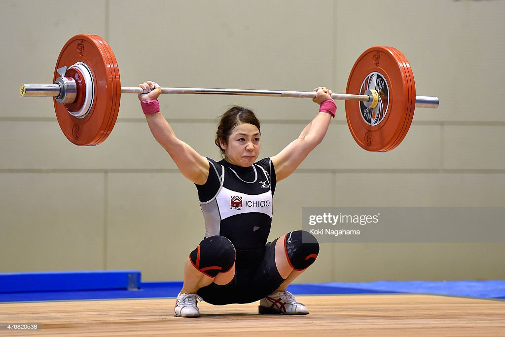 All Japan Weight Lifting Championships 2015 - Day 1 : News Photo