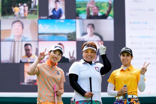 JPN: Yupiteru Shizuoka Shimbun SBS Ladies - Final Round