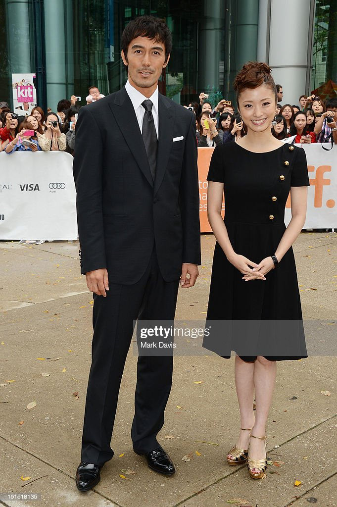 'Thermae Romae' Premiere - Arrivals - 2012 Toronto International Film Festival : News Photo