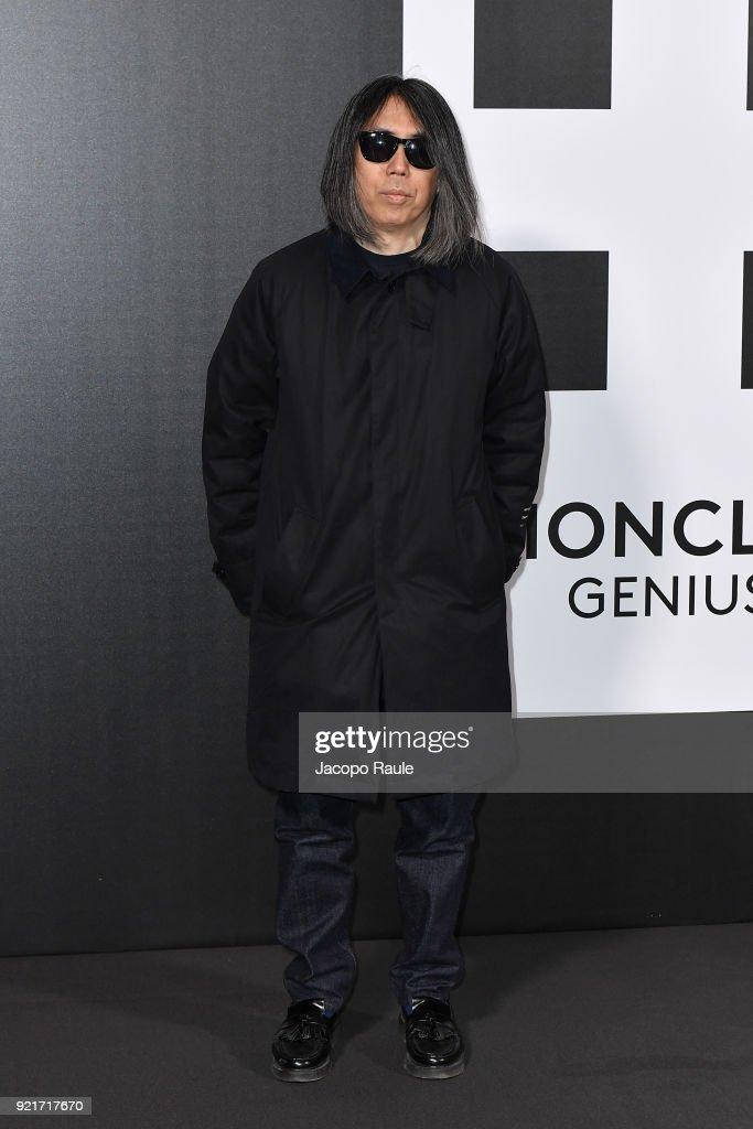 Moncler Genius Event - Milan Fashion Week Fall/Winter 2018/19 : Foto di attualità