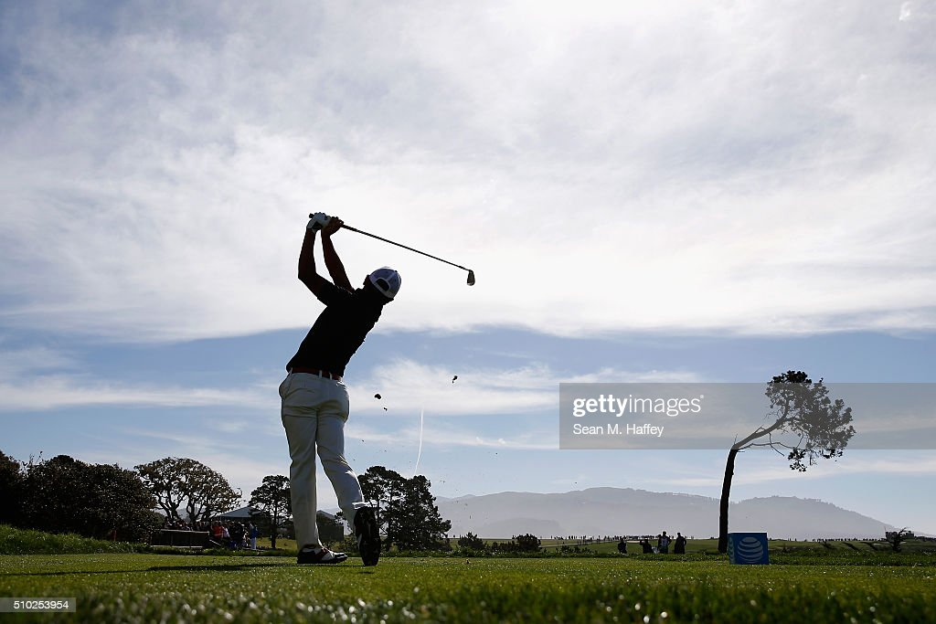 AT&T Pebble Beach National Pro-Am - Final Round : News Photo