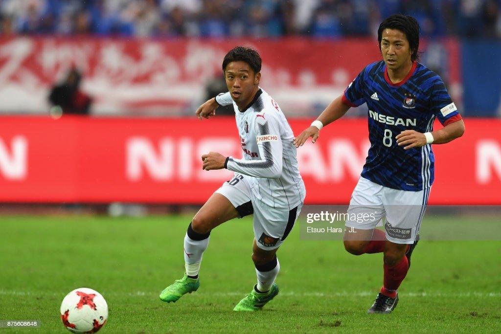 Yokohama F.Marinos v Cerezo Osaka - J.League J1 : ニュース写真