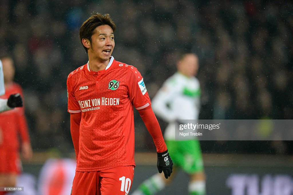 Hannover 96 v VfL Wolfsburg - Bundesliga : ニュース写真