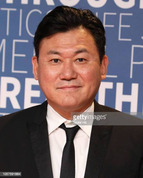 Hiroshi Miktani attends the 7th Annual Breakthrough Prize Ceremony at NASA Ames Research Center on November 4, 2018 in Mountain View, California.
