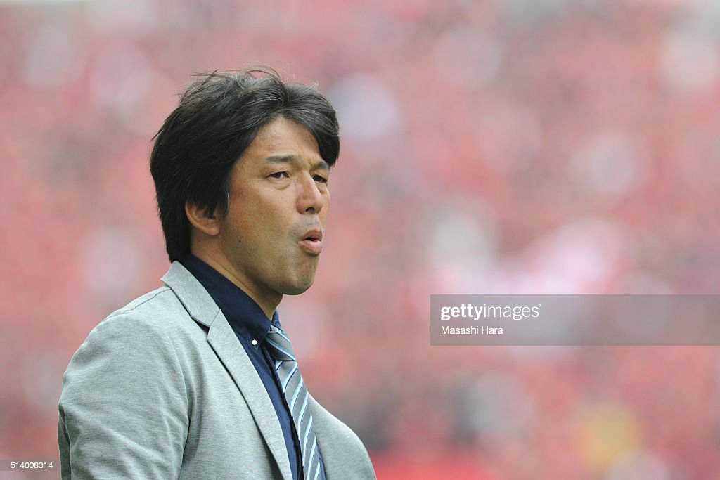 Urawa Red Diamonds v Jubilo Iwata - J.League : ニュース写真