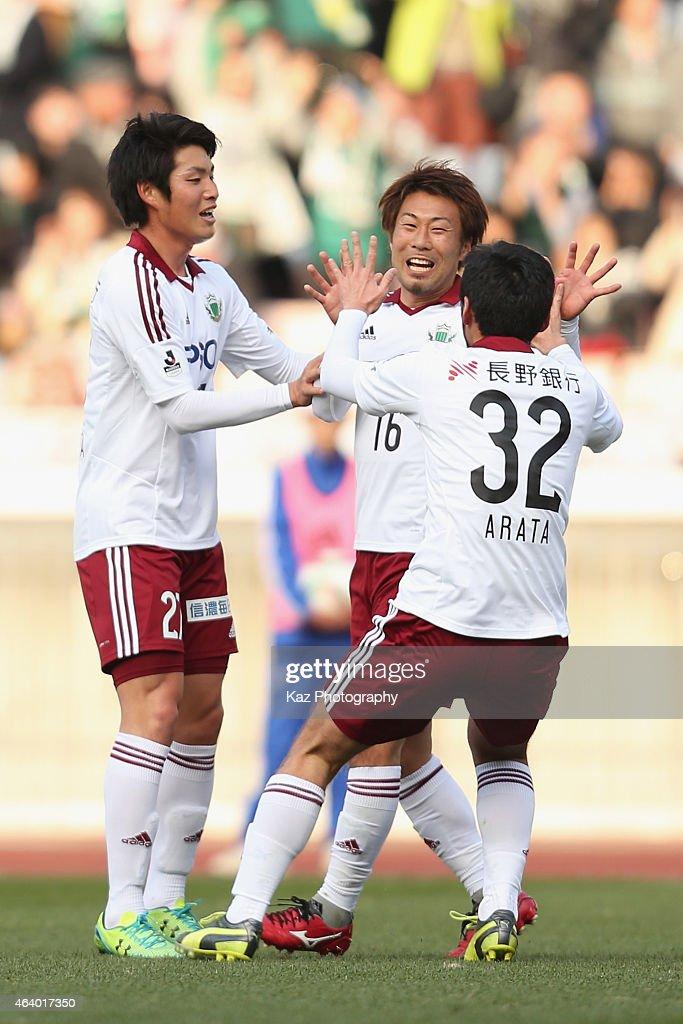 Yokohama F. Marinos v Matsumoto Yamaga - J.League Pre-Season Match : News Photo