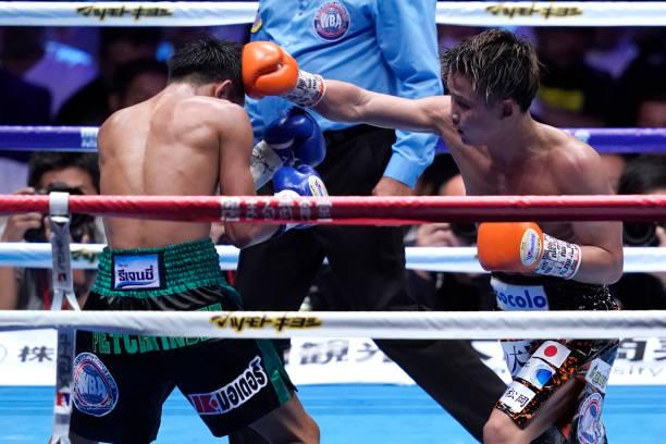 JPN: Kazuto Ioka v Aston Palicte - WBO Super Flyweight Title Bout
