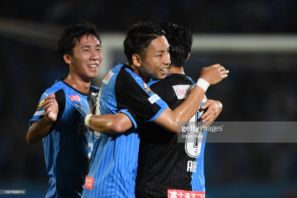 Kawasaki Frontale v Nagoya Grampus - J.League J1