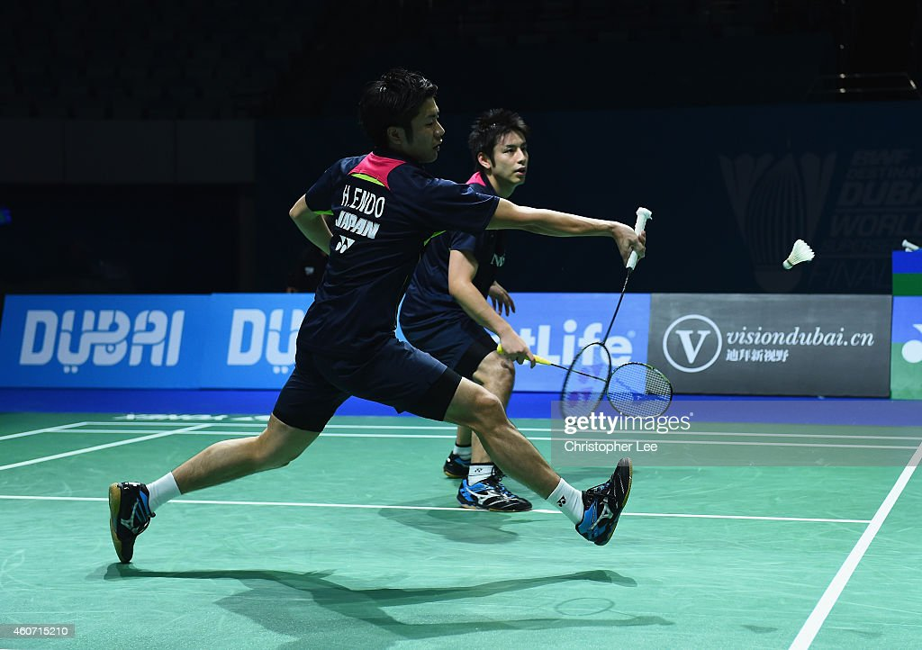 BWF Destination Dubai World Superseries Finals - Day 4