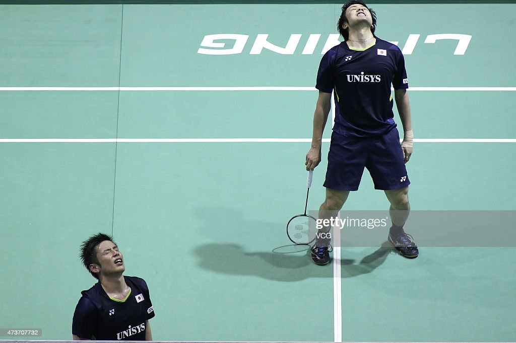 2015 Sudirman Cup BWF World Mixed Team Championships - Day 8