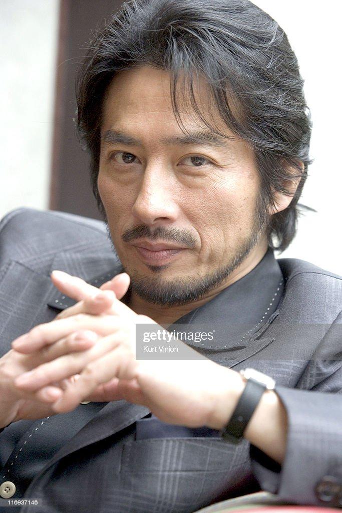 56th Berlinale International Film Festival - Hiroyuki Sanada Portrait Session : ニュース写真